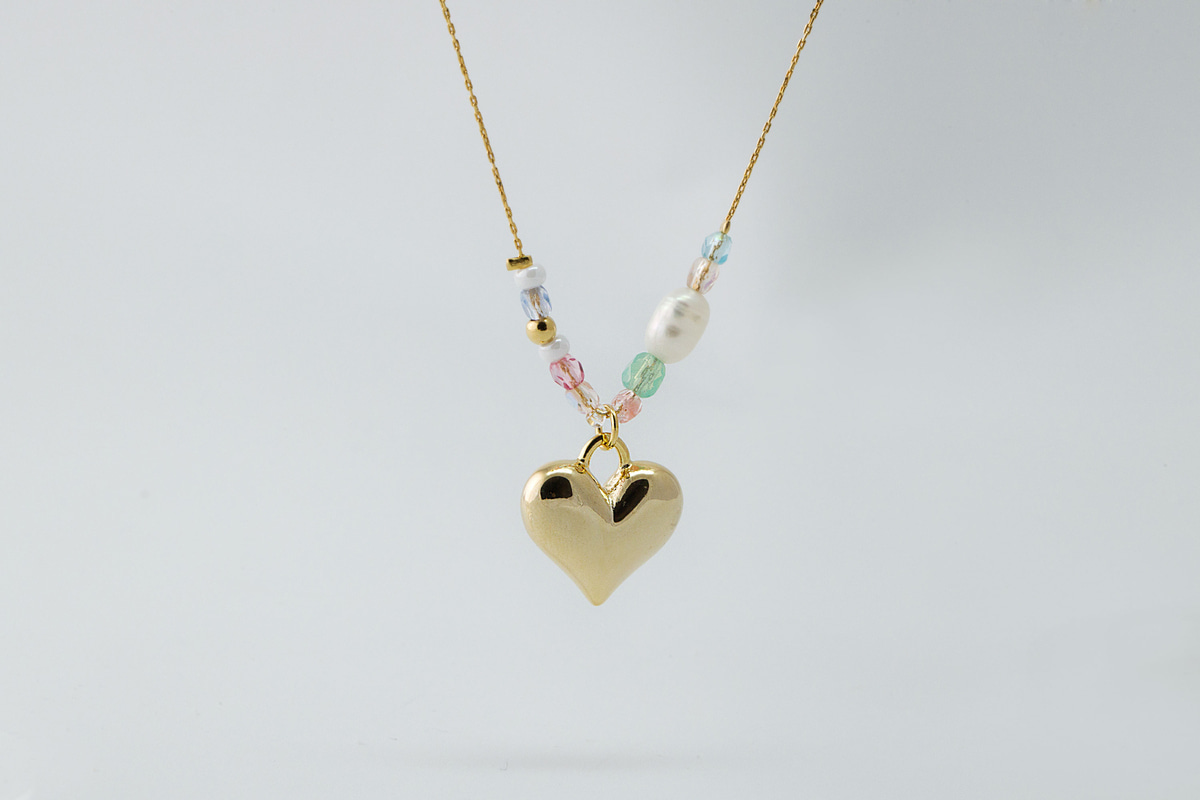 [Q15-VC7] Heart pendant, Brass, Nickel free, Bold heart charm, Necklace makings, Jewelry supplies, 1 piece